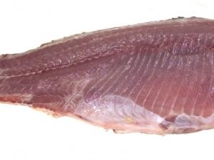 Karpfenfilet - frisch geschnitten