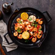 Chilishrimps