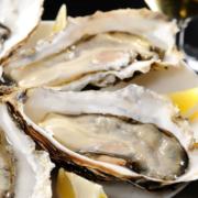 Der Klassiker - Austern mit Wein