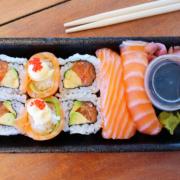 Sushi - die japanische Delikatesse ist auch bei uns allseits beliebt