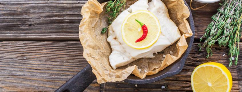 Seehecht-Muschel-Päckchen
