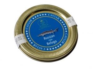 Russian Style Beluga Kaviar