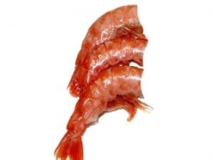 Argentinische Camarones - ohne Kopf, mit Schale