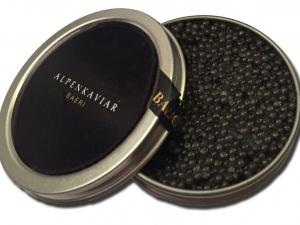 Alpenkaviar - Störkaviar aus Oberösterreich
