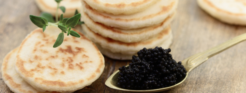 Tauchen Sie in die faszinierende Welt des Kaviars ein!