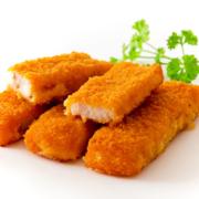 Fischstäbchen als Snack ?