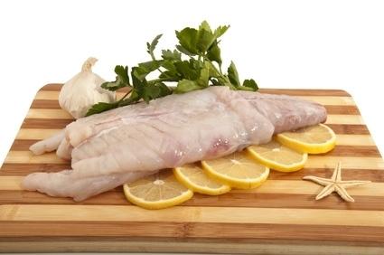 Seeteufel eignet sich perfekt für kreative Fischküche!