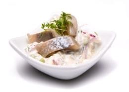 Wiener Heringschmaus bei Fisch-Gruber