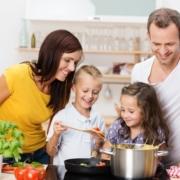 Gemeinsam Kochen - wahrer Luxus!