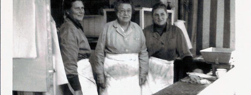 3 Generationen: Dynamische Standlerinnen der Familie Gruber