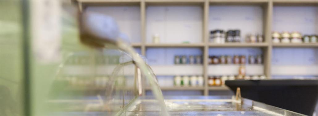 Im aufwendigen Affinage-Prozess erhalten die Austern ihr feines Aroma