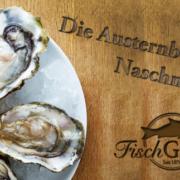 Die Austernbar von Fisch-Gruber am Wiener Naschmarkt ist wieder geöffnet!