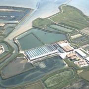 Aquafarm für Steinbutt in Nordfrankreich