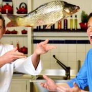 """Fisch-Gruber liefert für """"Frisch gekocht"""""""