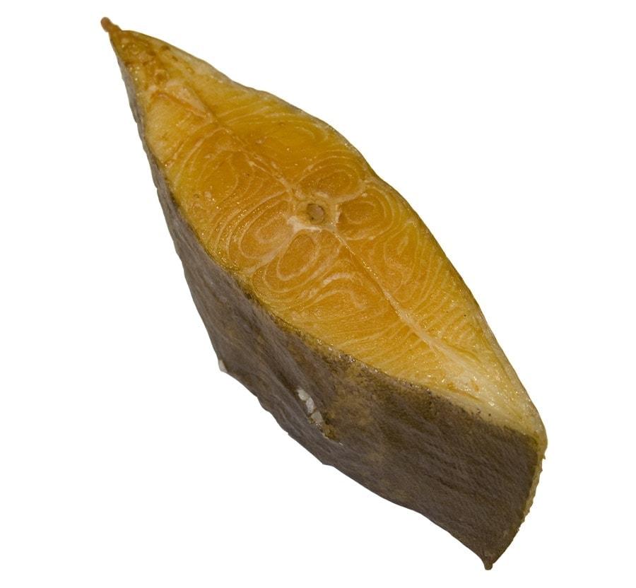 Heilbuttsteak geräuchert - traumhaft zart und aromatisch