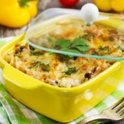 Feiner Matjes-Kartoffel-Auflauf