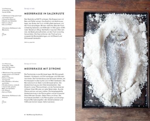 Fisch: Rezepte aus dem Meer - Rezeptseite